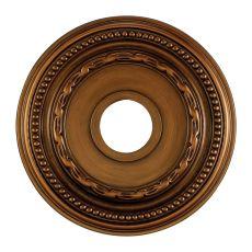 Campione 16-Inch Medallion In Antique Bronze