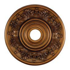 Laureldale 21-Inch Medallion In Antique Bronze
