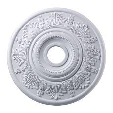 Laureldale 21-Inch Medallion In White