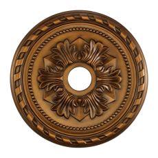 Corinthian 22-Inch Medallion In Antique Bronze