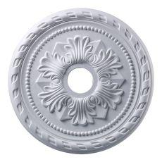 Corinthian 22-Inch Medallion In White