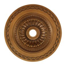 Brookdale 30-Inch Medallion In Antique Bronze