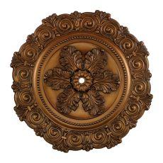 Marietta 33-Inch Medallion In Antique Bronze