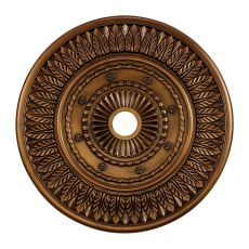 Corinna 33-Inch Medallion In Antique Bronze