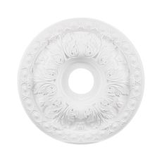 Pennington 18-Inch Medallion In White