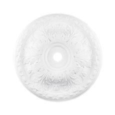 Pennington 36-Inch Medallion In White