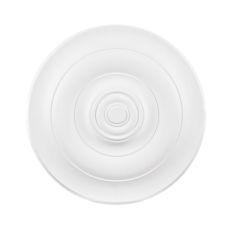 Ross 22-Inch Medallion In White