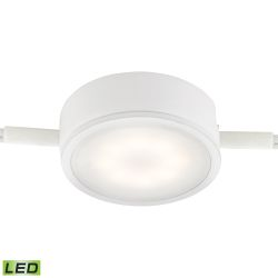 Tuxedo 1 Light Led Undercabinet Light In White