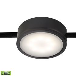 Tuxedo 1 Light Led Undercabinet Light In Black