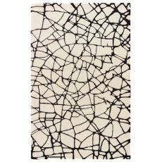 Abstract Pattern Wool And Viscose Etho By Nikki Chu Area Rug