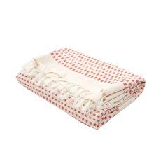 Pattern Cotton And Wool Essen01 Throw