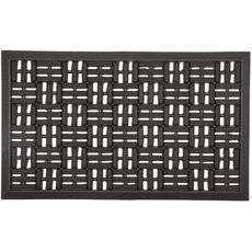 Scraper Squares Recycled Rubber Doormat