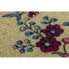 WILLIAMSBURG Garland Handwoven Coconut Fiber Doormat