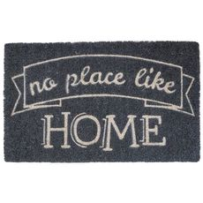 Like Home Coir Doormat with Backing