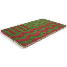 Wrapping Paper Handwoven Coconut Fiber Doormat