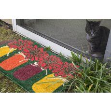 Mums Handwoven Coconut Fiber Doormat