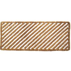 Rectangle Stripes Long 18X42