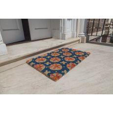 Purdie Handwoven Coconut Fiber Doormat