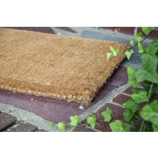 Blank Hand Woven Coir Extra - Thick Doormat