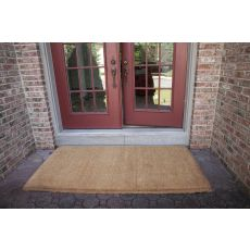Blank 36X72 Extra - Thick Hand Woven Coir Doormat