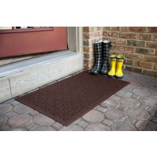 "Leaves Weather Beater Polypropylene Mat 22"" x 35"""