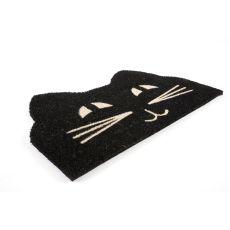 Cat Face Non Slip Coir Doormat