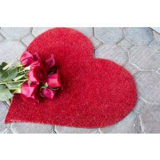 I Heart You Non Slip Coir Doormat