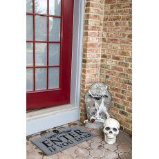 Enter if You Dare Non Slip Coir Doormat