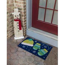 Mittens Non Slip Coir Doormat