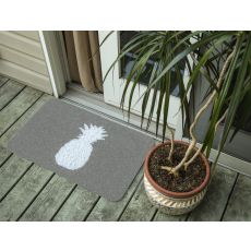 Delicious Pineapple Pvc Doormat
