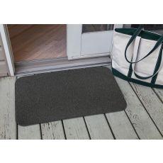 Just Charcoal Pvc Doormat