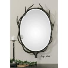 Esher Oval Mirror