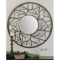 Esher Round Mirror