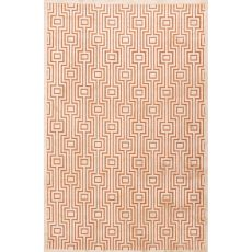 Tribal Pattern Rayon Chenille Fables Area Rug