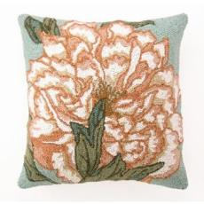 Floral Panel Iii Hook Pillow