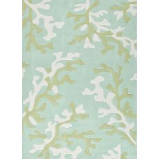 Novelty Pattern Polyester Fusion Area Rug