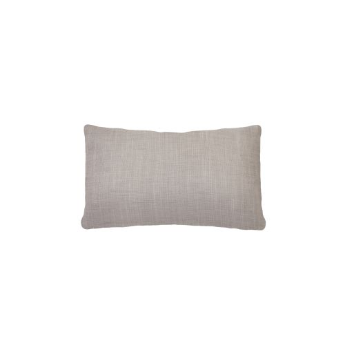 Natural Wovens 12X20 Pillow, Gray