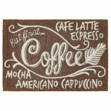 """Liora Manne Frontporch Coffee Indoor/Outdoor Rug Espresso 20""""X30"""""""