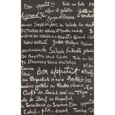 """Liora Manne Frontporch Bistro Indoor/Outdoor Rug Slate 5'x7'6"""""""
