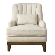 Uttermost Denney Oatmeal Accent Chair