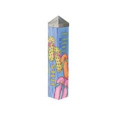 """Flip Flops  20"""" Art Pole"""