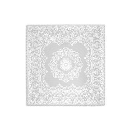 Grantham 62X62 Tablecloth, White