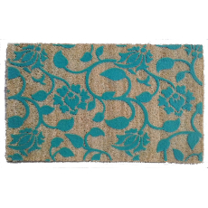 Green Vine Doormat