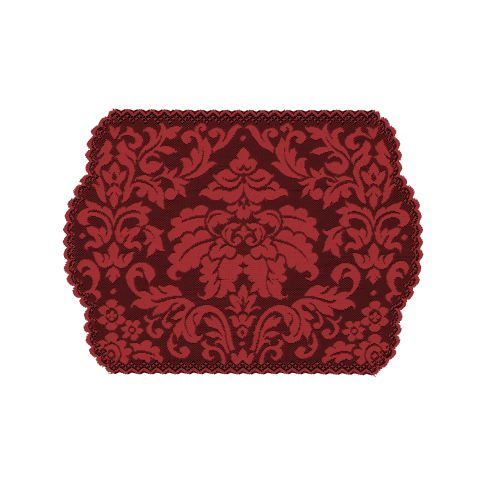 Heritage Damask 14X20 Placement