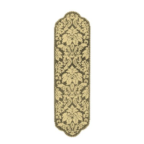Heritage Damask 14X49 Table Runner