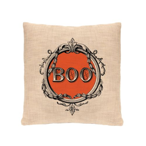 Halloween Frames 18X18 Pillow