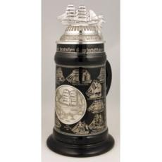 History of the Sailboat Stein