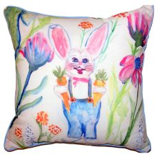 Mr. Farmer Large Indoor Outdoor Pillow