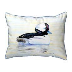 Bufflehead Duck Large Pillow 16X20