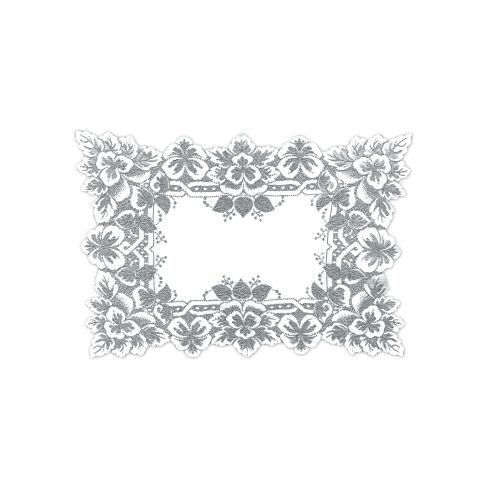 Heirloom 14X20 Placemat, White